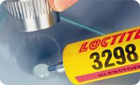 Loctite 3298. Акриловый клей для стекол. Высокая прочность. Высокая стойкость к ударным нагрузкам