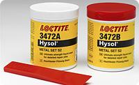 Loctite 3472. Сталенаполненый жидкий состав. Двухкомпонентный