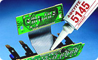 Loctite 5145. Силиконовый клей-герметик для электронных устройств