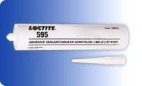 Loctite 595. Силиконовый герметик/клей. Влажностный метод отверждения