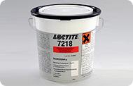 Loctite Nordbak 7218. Износостойкий компаунд. Двухкомпонентная эпоксидная смола с керамическим наполнителем