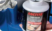Loctite 8009. Смазка противозадирная. Для тяжелых условий эксплуатации